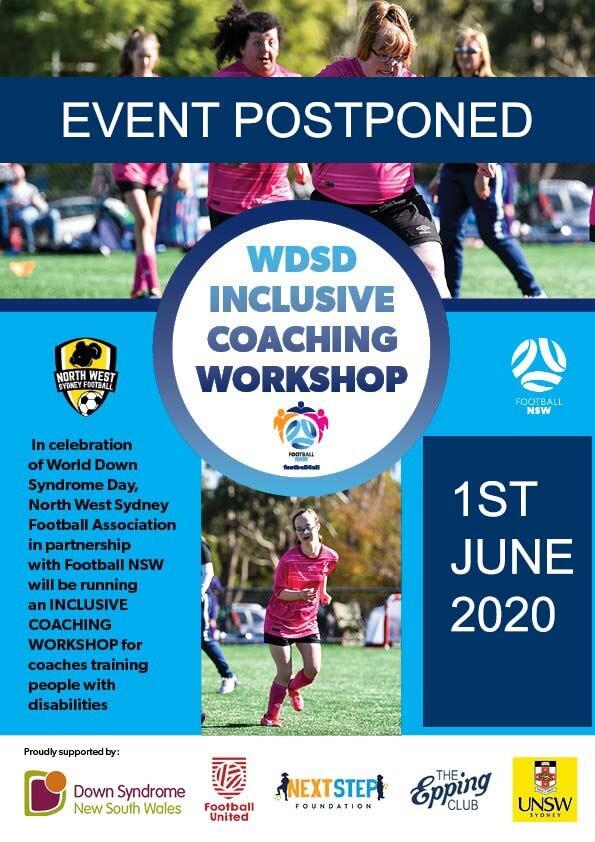 WDSD Postponed until 1st June 2020